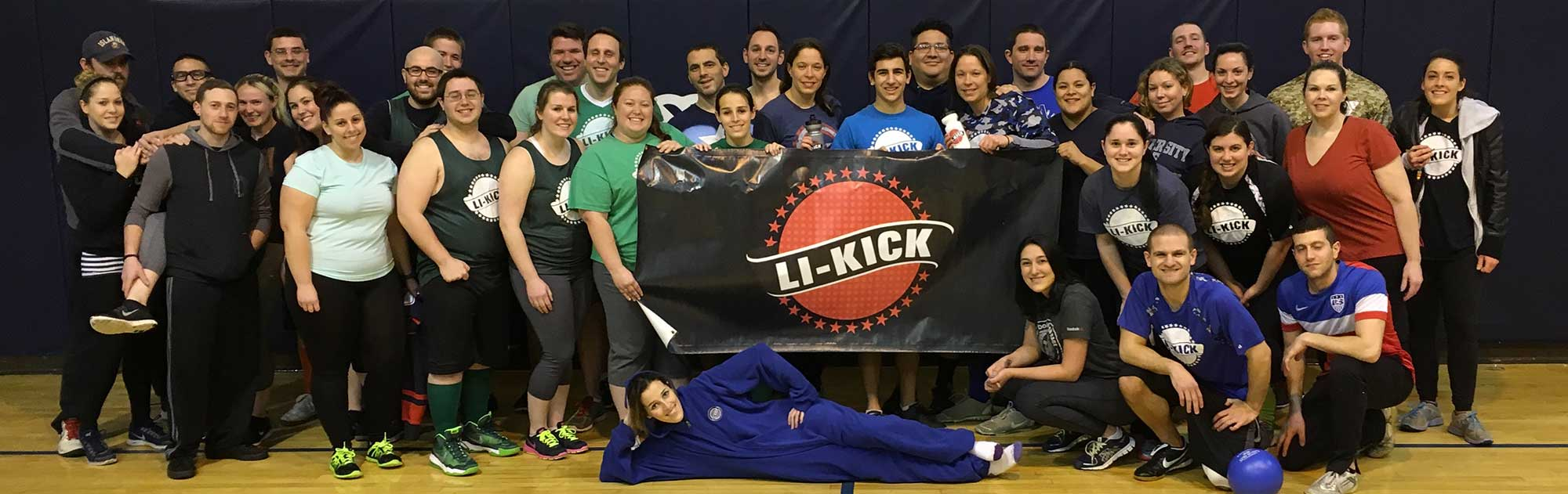 Winter Kickball Glen Cove                     Thursday & Tuesday