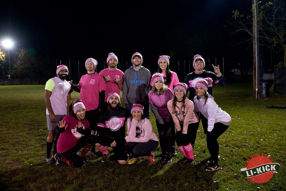 Marissa's Team