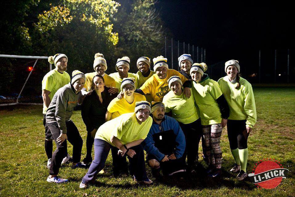 Toniann's Team