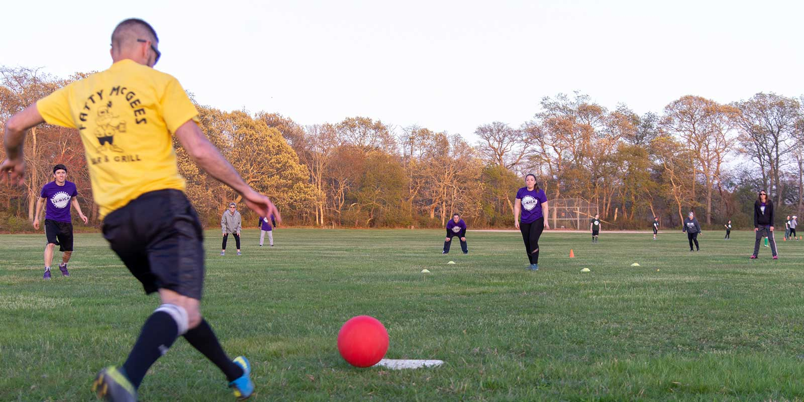 Summer Kickball East Islip                     Wednesday