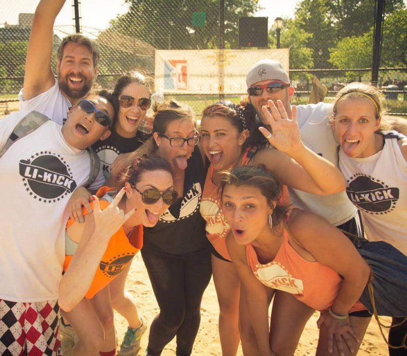 Summer Kickball Brooklyn                     Saturday