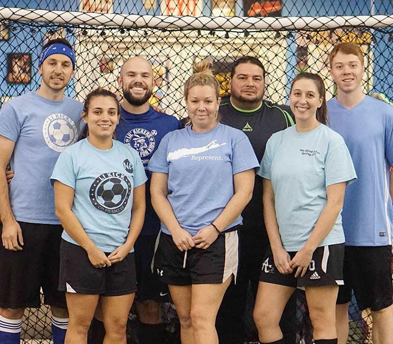 Winter Soccer Massapequa                     Tuesday