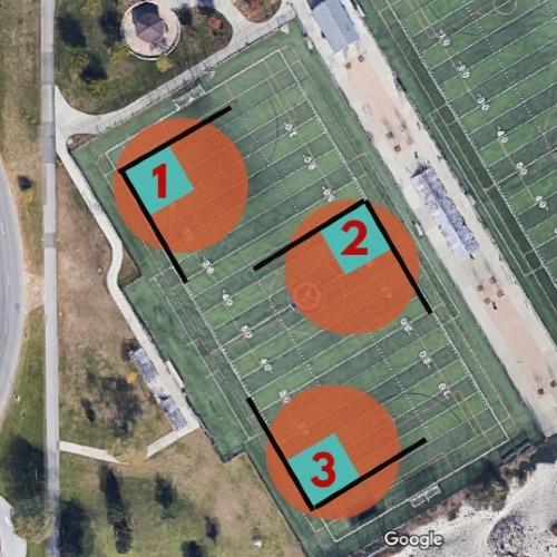 Cedar Creek Park Turf Field